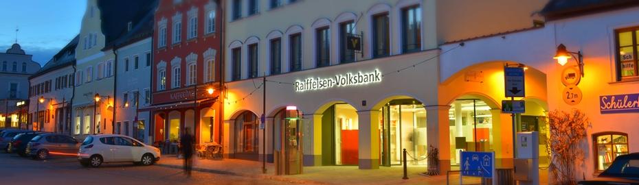 Geschaftsstelle Ebersberg Raiffeisen Volksbank Ebersberg Eg
